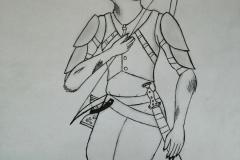 My D&D Character Racine